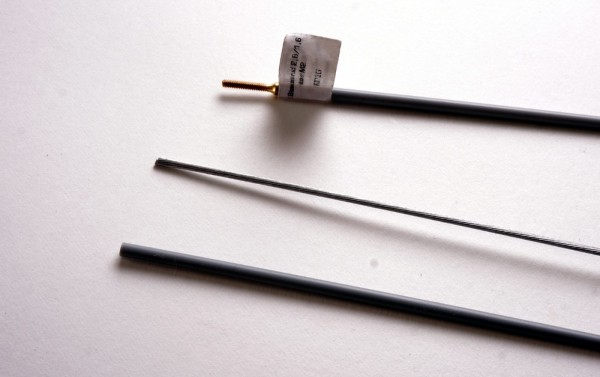 Steel Cable Push Rod 50cm