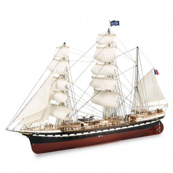 French Training Ship BELEM