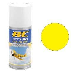 RC Styro 007 fluor gelb 150 ml Spraydose