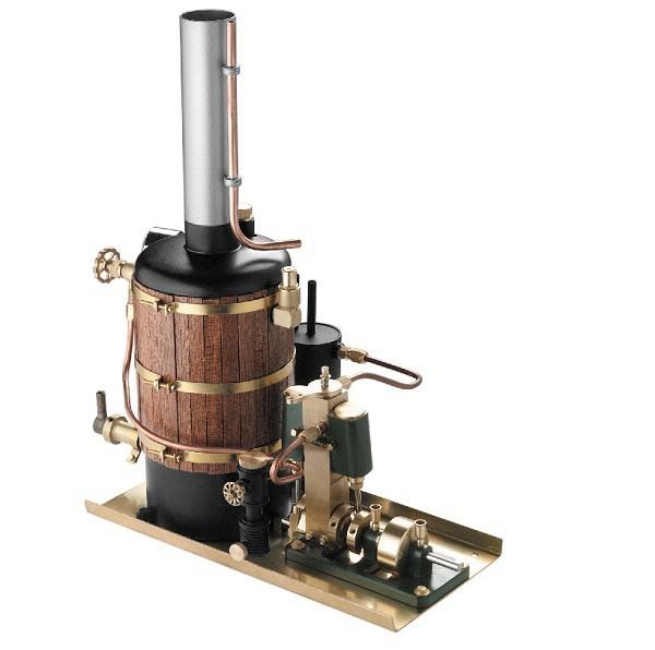 Dampfmaschine Alex