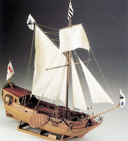 Goldene Jacht Baukasten