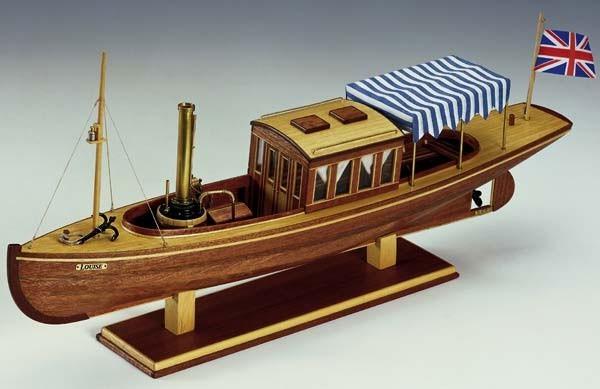 Louise Viktorianisches Dampfschiff