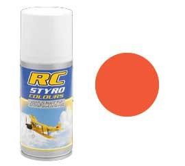 RC Styro 022 orange 150 ml Spraydose