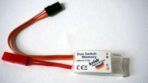 Duo Switch Schaltmodul