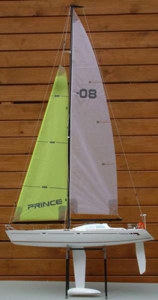 Sailing Yacht Prince 900 Hybrid RTS
