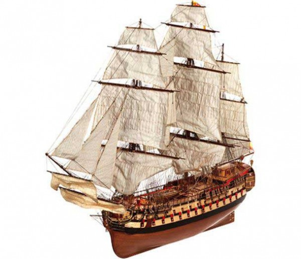 Ship of the Line Montanes Kit