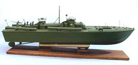 Torpedo Boat PT 109